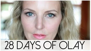28 Days of Olay | Sponsored