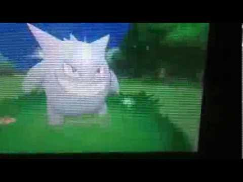 Shiny Lairon Pokemon X