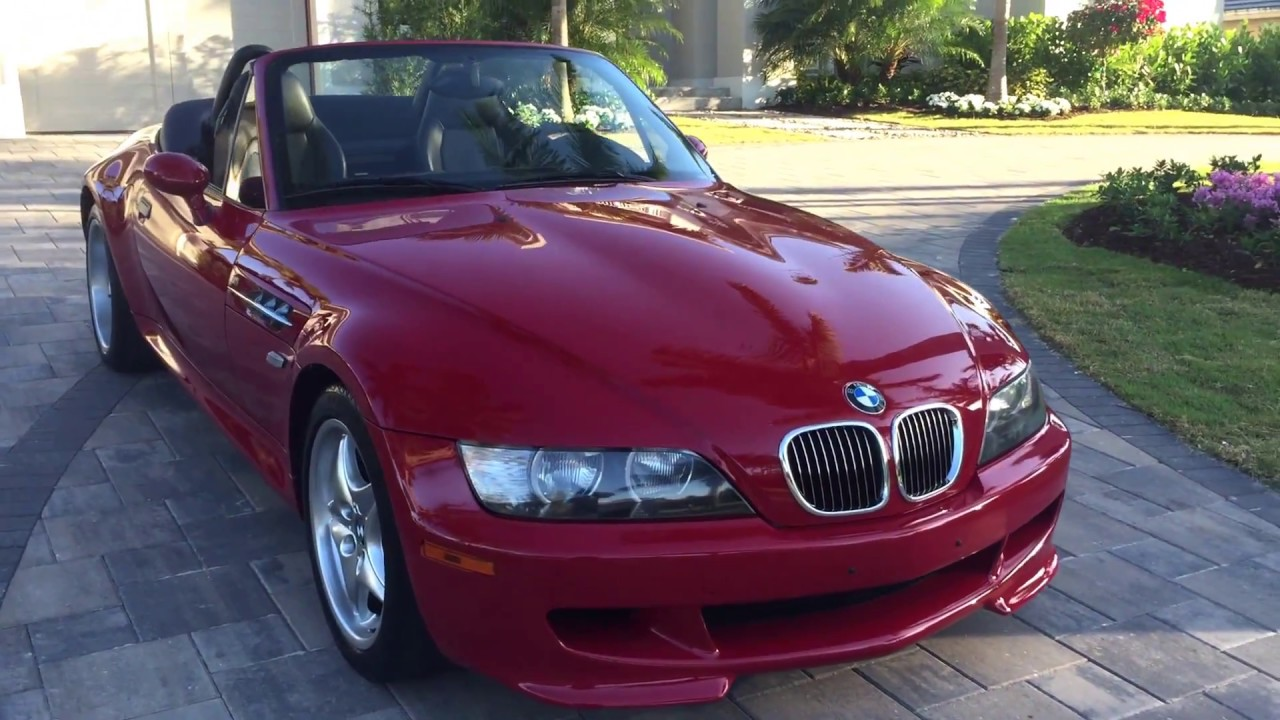 2000 bmw m roadster for sale by auto europa naples youtube. Black Bedroom Furniture Sets. Home Design Ideas