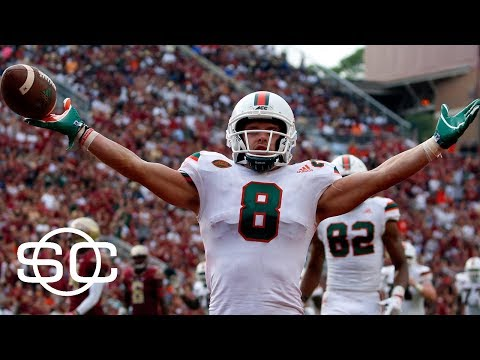 The Miami Hurricanes coming in hot to face the Georgia Tech Yellow Jackets| SportsCenter | ESPN