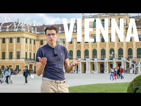 Vienna/Wien city tour historic/modern & Meininger Hotel Downtown Franz - vacation guide