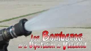 Por la ELA... ¡¡¡Los Bomberos se mojan!!!
