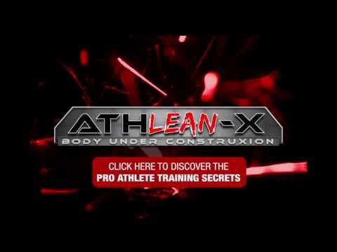 Athlean x training system free