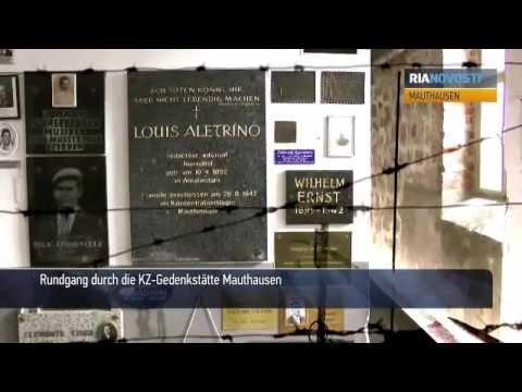 Rundgang durch die KZ-Gedenkstätte Mauthausen