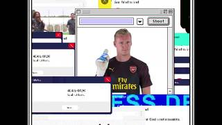 ACCESS DENIED | Bernd Leno double saves