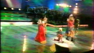 ВИА Сливки - Балалайка (вечер Михаила Танича, 2003)