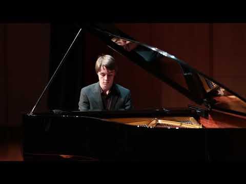 Gabriel Baird - Claude Debussy concert 25th March 2018