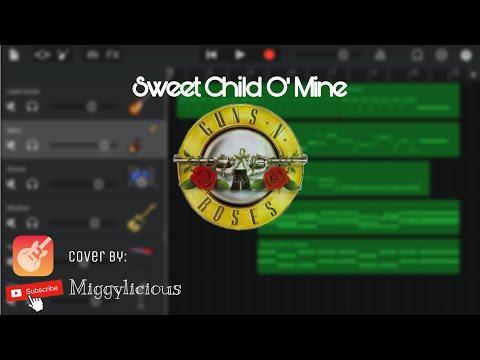 Sweet Child O' Mine - Guns N Roses (Garageband Cover)