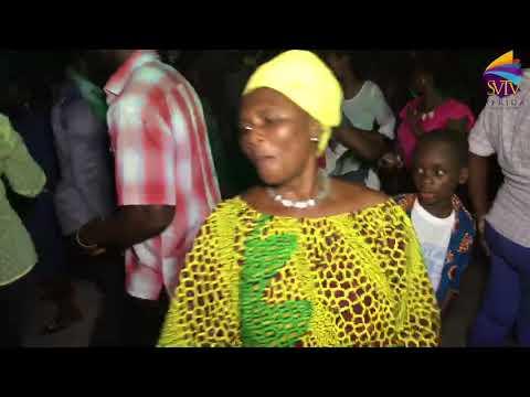 NEW YEAR CELEBRATION AT KROM PUB IN TEMA - GHANA
