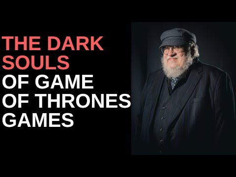 Game Of Thrones Getting The Dark Souls Treatment? Could Be Spicy!