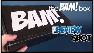 """Subscription Spot   The Bam Box March 2017 """"Indestructible"""" Subscription Box UNBOXING!"""