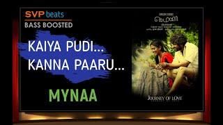 Kaiya Pudi ~ Mynaa ~ D.Imman ~ 🎼 High Quality Beats 🎧 BASS BOOSTED ~ SVP Beats