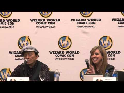 Austin Comic Con 2013 - One-On-One with James Hong