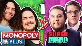 The REAL reason Supermega was fired! - Monopoly VS Supermega: PART 1
