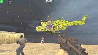 Counter-Strike: Zombie Escape Mod - ze_Altiplano_b1 on MxE