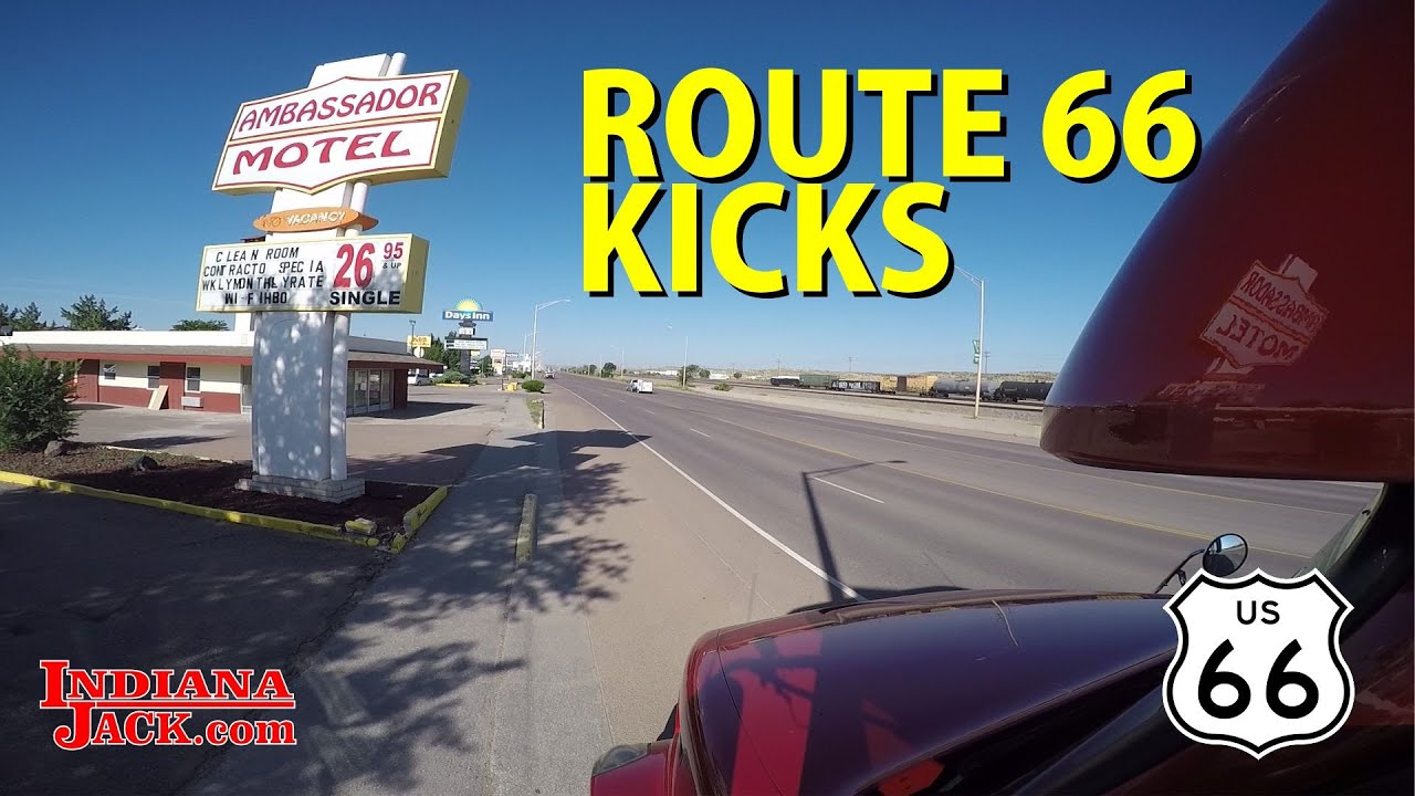 Route Kicks YouTube - Route 66 youtube