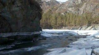 видео голубые озёра в горном алтае