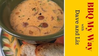 Cream Of Mushroom Soup Recipe - Creamy And Delicious - Instructional Video