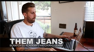 Them Jeans | How to Chop & Screw with Ableton Live | Watch and Learn