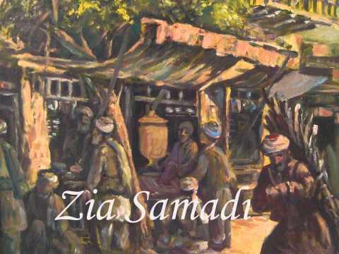Zia Samadi - Oil Painting - Afghanistan