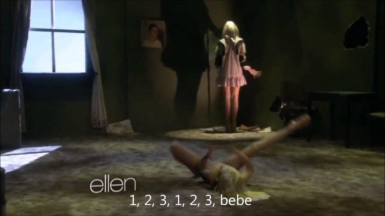 Sia - Chandelier (Live/Subtitulado en Español) - YouTube