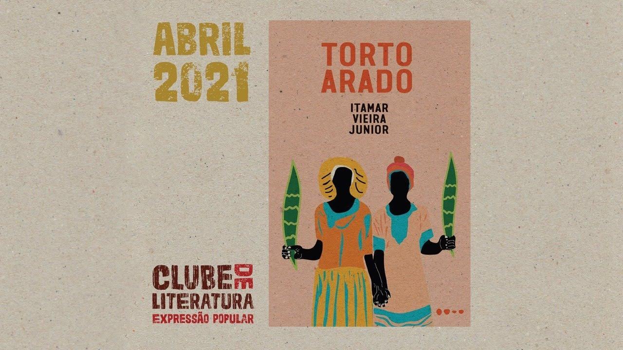 Clube de LIteratura debate Torto Arado, com o autor Itamar Vieira