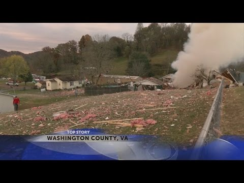 Police name three residents injured in home explosion