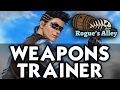MTG Standard: Weapons Trainer Deck Tech - Rogue's Alley
