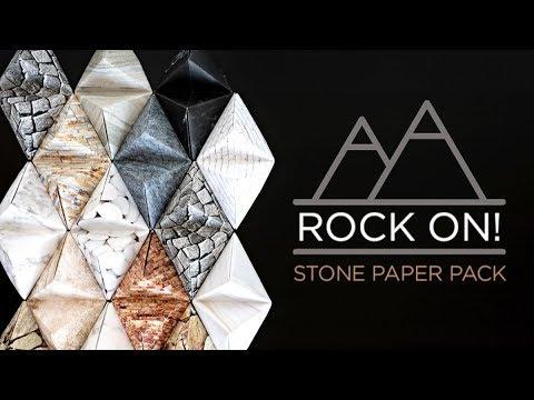 Stone Paper Pack | Creative Memories Australia