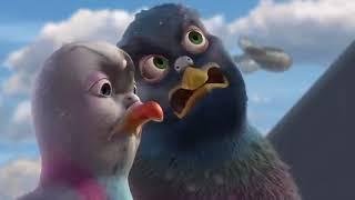 Phim hoạt hình thuyết minh : Biệt đội bồ câu