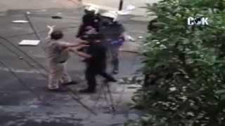 Nişantaşı tek başına polislere meydan okuyor