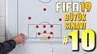 FIFA 19 KARİYER #10: PARAM VAR TRANSFER YAPILACAK!