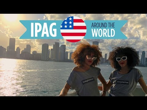 IPAG Around The World 🇺🇸 Miami, USA: Sabrina & Sarah / Inter