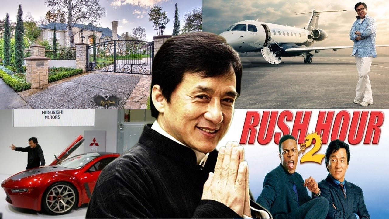 Jackie Chan Net Worth,...