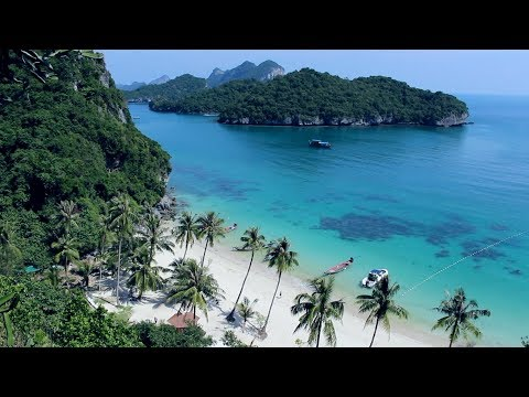 Angthong National Park | 42 ISLANDS IN THE GULF OF THAILAND