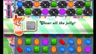 Candy Crush Saga Level 1265 walkthrough (no boosters)