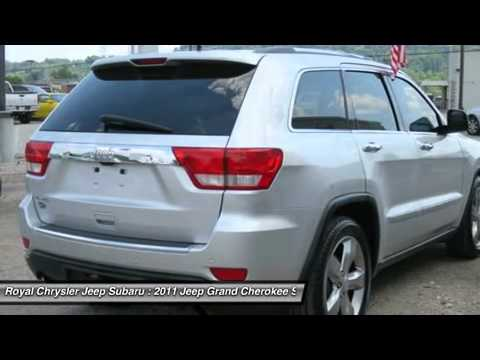 Awesome 2011 JEEP GRAND CHEROKEE Charleston, WV W242234A