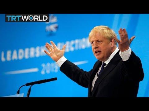 Boris Johnson on course to win Tory leadership contest
