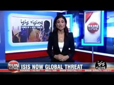 November 2014 Breaking News ISLAM Global terrorist threat to western civilizatio