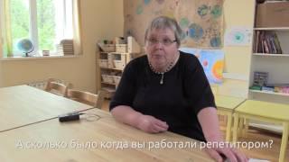 Елена Теребкова о сотрудничестве с Матклассом