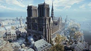 Gry za darmo #55 Assassin's Creed Unity - zadziała bez karty graficznej? ?