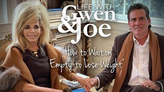 How To Wait On Empty To Lose Weight | Life with Gwen and Joe