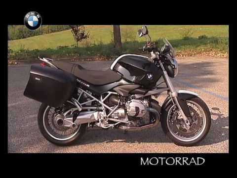 Bmw R1200R MY 2011 - YouTube