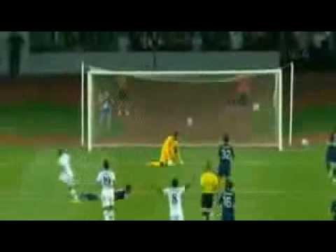 Andros Townsend Goal   Dinamo Tbilisi 0 1 Tottenham Hotspur 22 8 2013 Europa League HD
