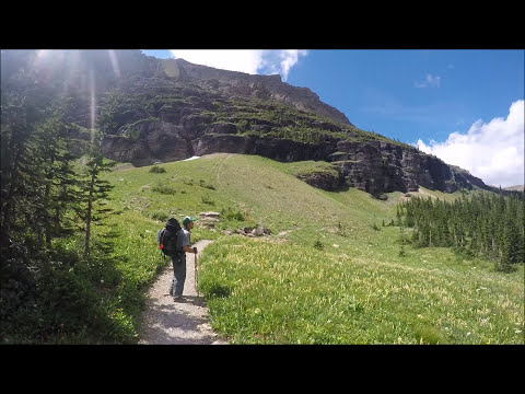 Grizzly Bears and Packrafting in Glacier National Park