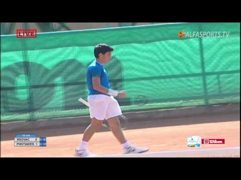 "TENNIS EUROPE ""FIELD CLUB""U14 