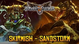 Skirmish - Sandstorm (League of Legends - Nasus vs Renekton)