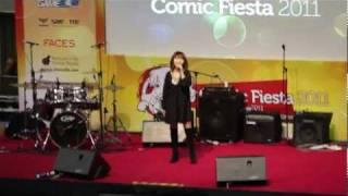 Cover images Shimokawa Mikuni - Alone (Live at Comic Fiesta 2011)