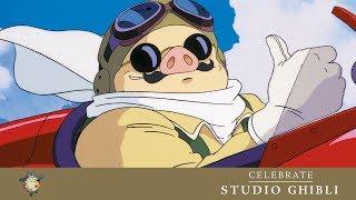 vuclip Porco Rosso - Celebrate Studio Ghibli - Official Trailer