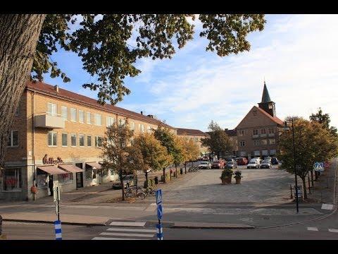 Beautiful places #1: Mjölby, Sweden